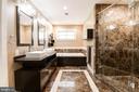 Master Bath - 2326 N VERNON ST, ARLINGTON