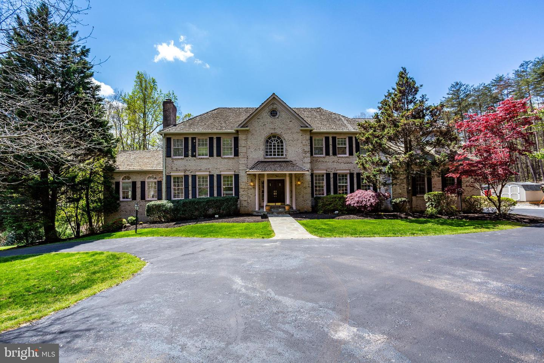 Single Family Homes 為 出售 在 Fairfax Station, 弗吉尼亞州 22039 美國
