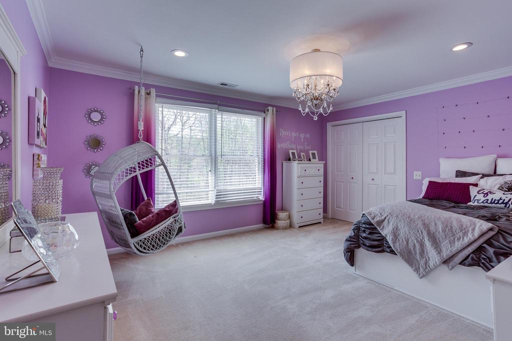 Spacious Fourth Bedroom - 7780 KELLY ANN CT, FAIRFAX STATION