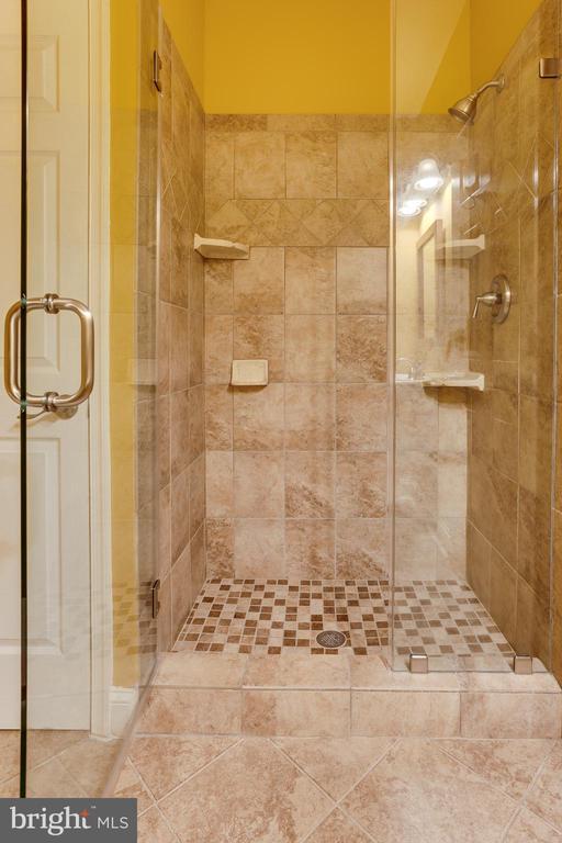 Full Bath Off Additional Room in Basement - 7780 KELLY ANN CT, FAIRFAX STATION