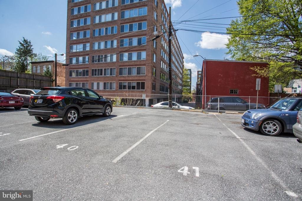 Parking Space - 922 24TH ST NW #104, WASHINGTON