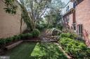 Side Yard - 1312 30TH ST NW, WASHINGTON