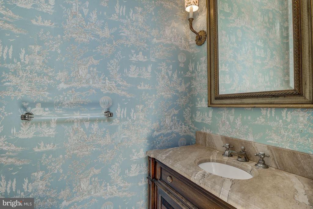 Powder Room - 1312 30TH ST NW, WASHINGTON