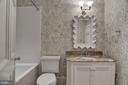 Bathroom - 1312 30TH ST NW, WASHINGTON