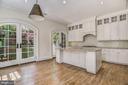 Kitchen - 1312 30TH ST NW, WASHINGTON