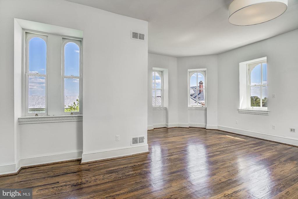 Bedroom - 1312 30TH ST NW, WASHINGTON