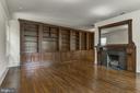 Library/ Family Room - 1312 30TH ST NW, WASHINGTON