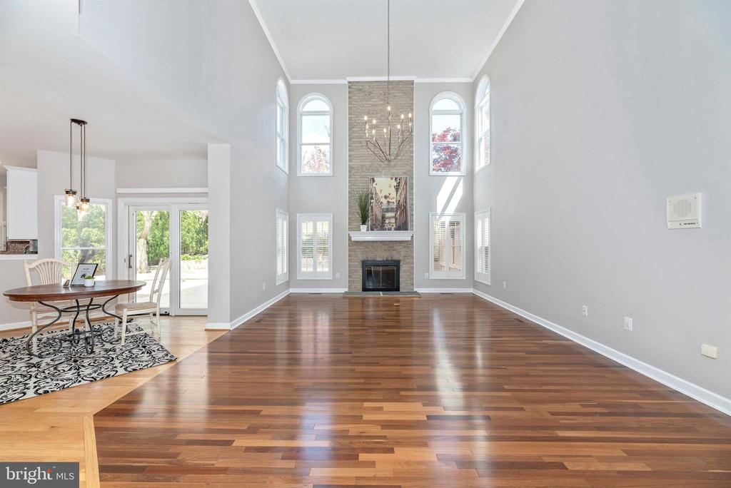 Gorgeous main living space - 6301 IVERSON TER N, FREDERICK