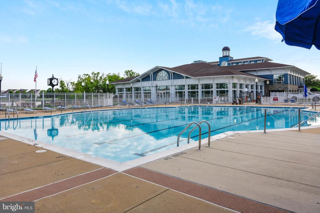 5 community pools, sports pavillion & more! - 20756 LAPLUME PL, ASHBURN