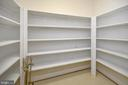 More space for pantry items off kitchen/mud room - 42 LIGHTFOOT DR, STAFFORD