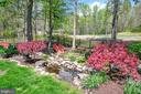 Beautiful mature landscaping in bloom - 42 LIGHTFOOT DR, STAFFORD