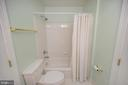 Jack and Jill bath between bed 1 & 2 - 42 LIGHTFOOT DR, STAFFORD