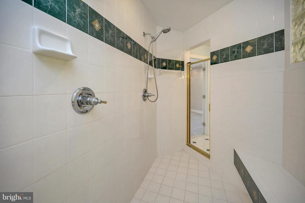 Double shower area - 42 LIGHTFOOT DR, STAFFORD