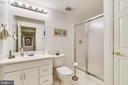 Lower level full bath! - 20756 LAPLUME PL, ASHBURN