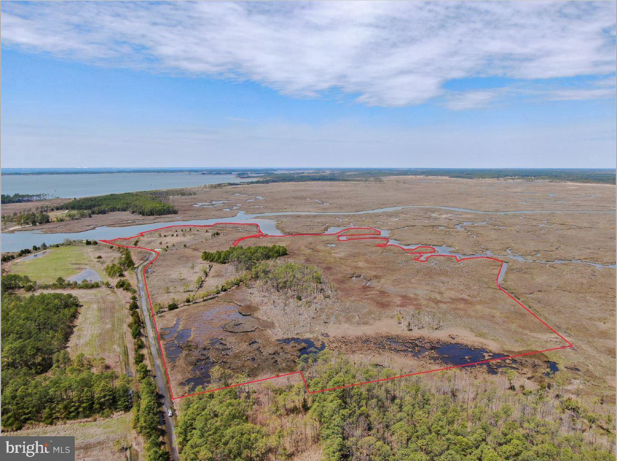 土地 為 出售 在 Church Creek, 馬里蘭州 21622 美國