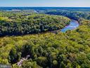 Home backs to the Rappahannock River - 6 RIVER OAK PL, FREDERICKSBURG