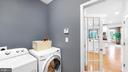 Main level laundry - 31 CRAWFORD LN, STAFFORD
