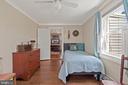 Roomy bonus room used as 'bedroom' on main. - 17350 DRY MILL RD, LEESBURG