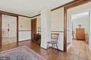 Charming wood floors & wood trim throughout. - 17350 DRY MILL RD, LEESBURG
