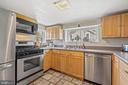 Windows & pass through offer ample natural light! - 17350 DRY MILL RD, LEESBURG
