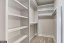 Walk-In Closet - 802 10TH ST NE #2, WASHINGTON