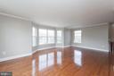 Living area - 5408 GREEN GLEN LN, ALEXANDRIA