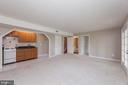 Recreation Room - 5408 GREEN GLEN LN, ALEXANDRIA
