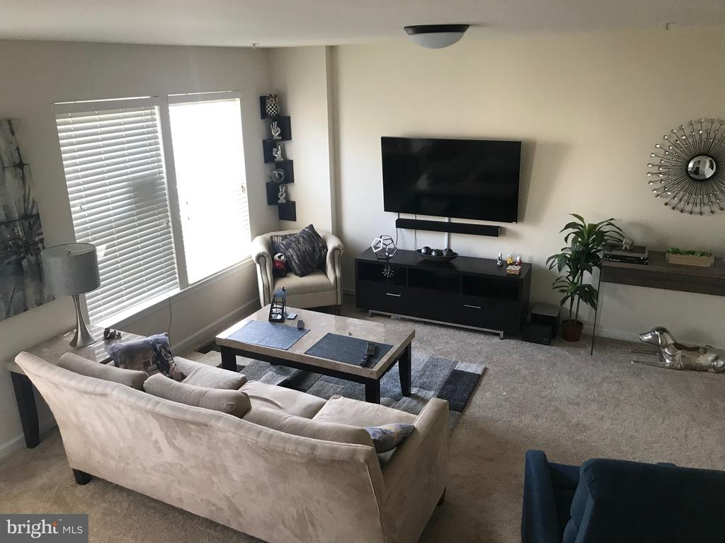 Living room - 7761 VALLEY OAK DR #208, ELKRIDGE