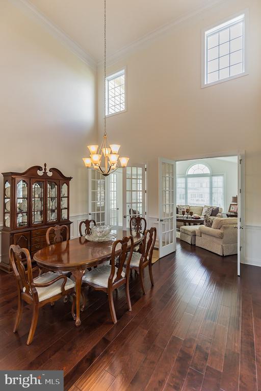Two Story Formal Dining Room - 11504 PEGASUS CT, UPPER MARLBORO