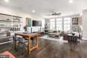 Club Room/Entertaining Room, Main Level - 44665 BRUSHTON TER, ASHBURN