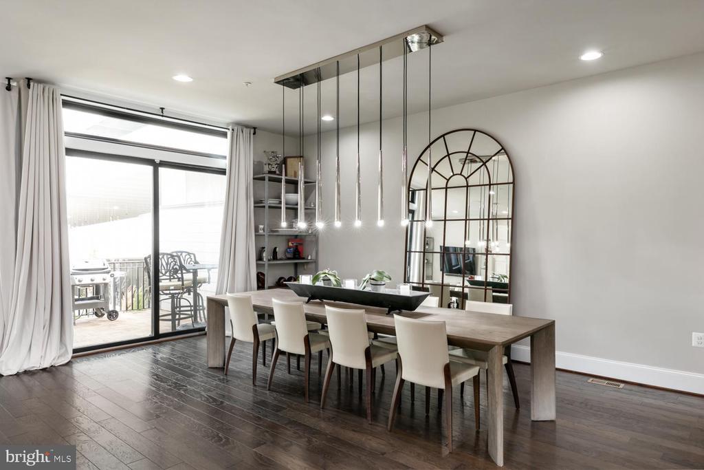Dining Room, Upper Level 1 - 44665 BRUSHTON TER, ASHBURN