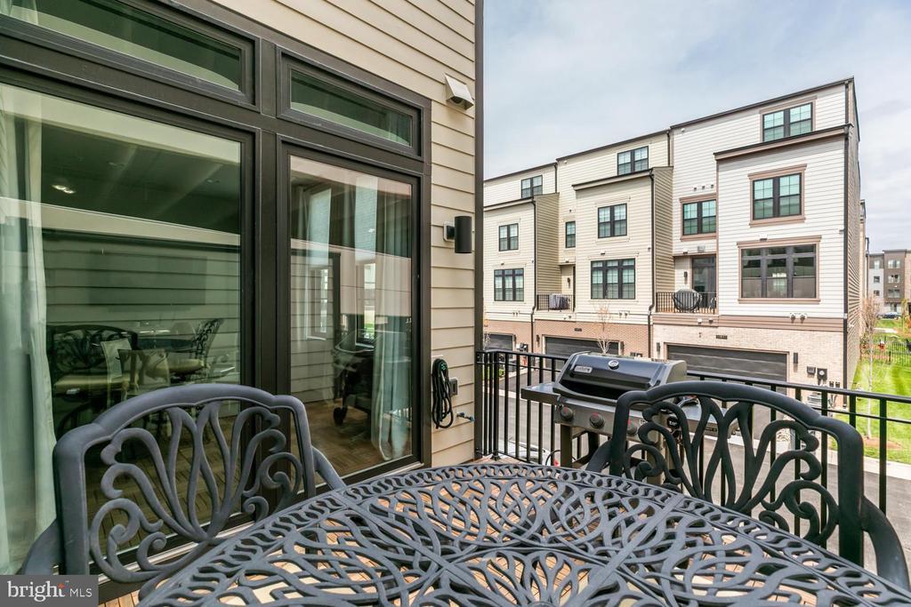 Privacy Balcony View, Upper Level 1 - 44665 BRUSHTON TER, ASHBURN