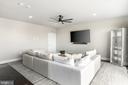 Top Floor Loft Living with Storage, Upper Level 3 - 44665 BRUSHTON TER, ASHBURN