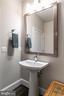Powder Room, Upper Level Loft. - 44665 BRUSHTON TER, ASHBURN