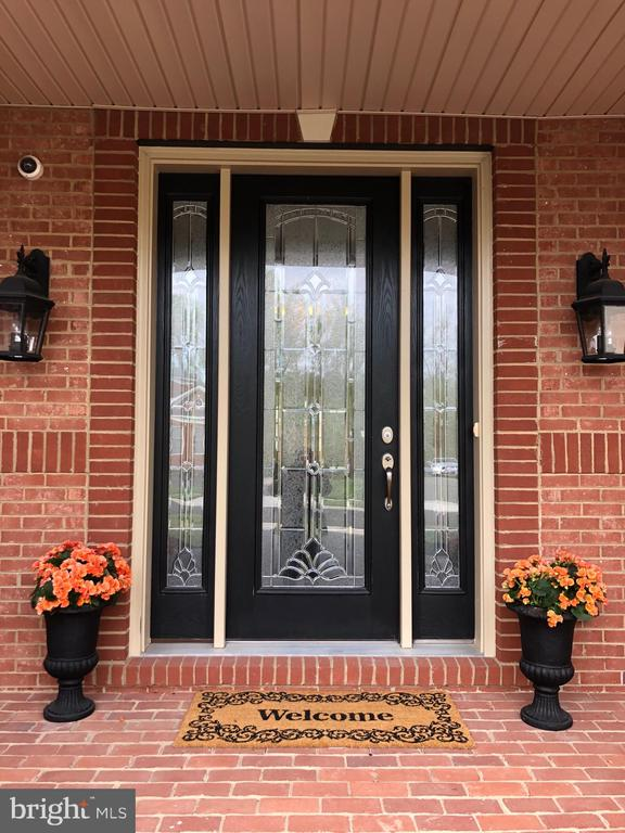 Front Door Entrance - 11504 PEGASUS CT, UPPER MARLBORO