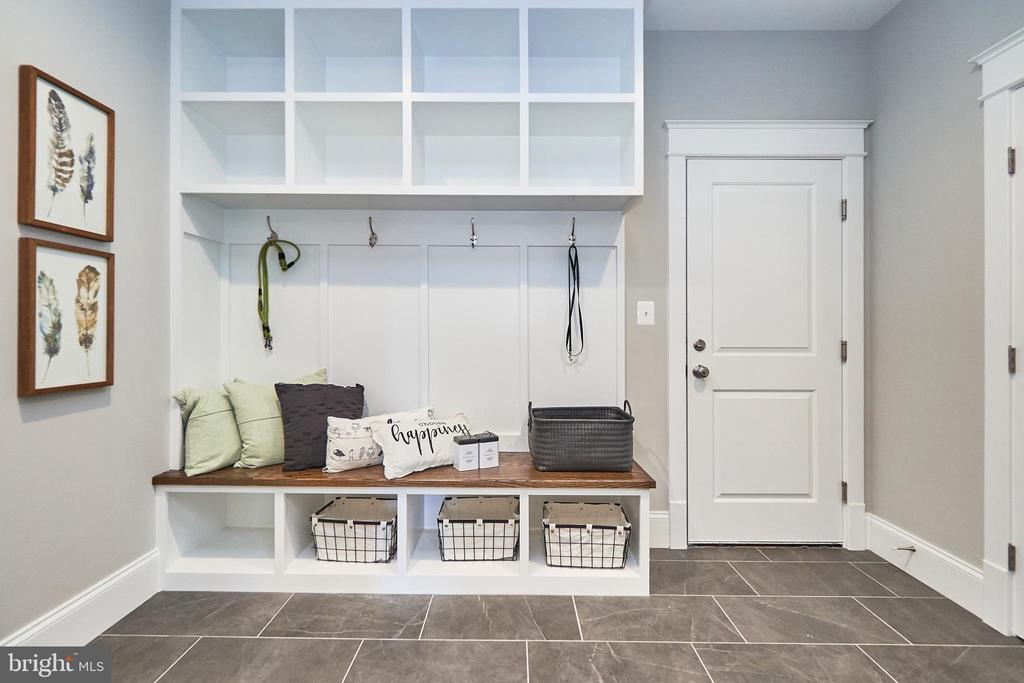Mudroom-Same  model, different location - 4042 21ST ST N, ARLINGTON