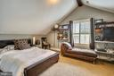 Bedroom 4 on Upper Level 2 - 27 E MASONIC VIEW AVE, ALEXANDRIA