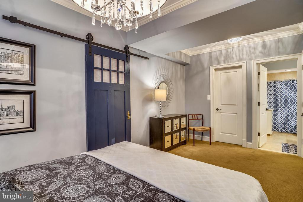 Bedroom 5 on Lower Level - 27 E MASONIC VIEW AVE, ALEXANDRIA