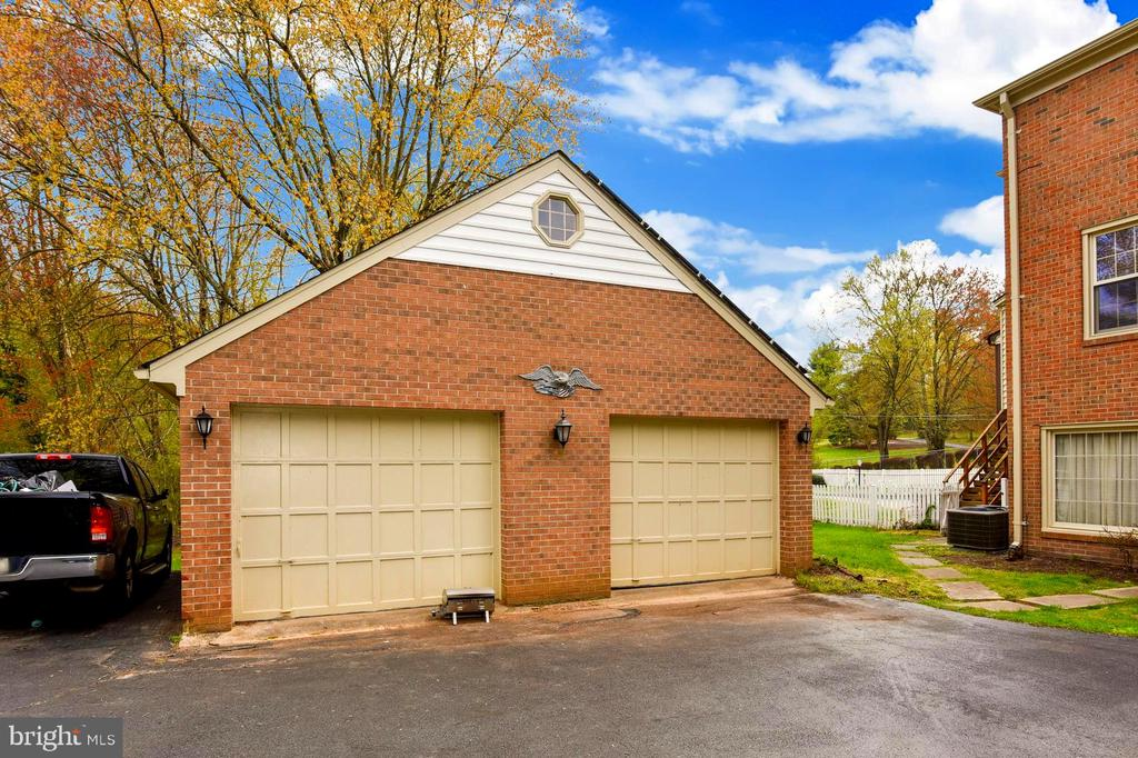 Garage - 14660 SENECA RD, DARNESTOWN