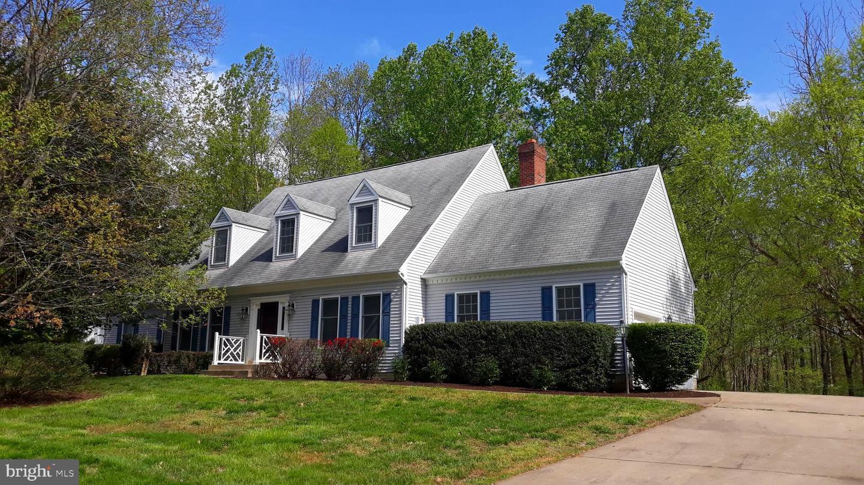 Single Family Homes 為 出售 在 Jeffersonton, 弗吉尼亞州 22724 美國