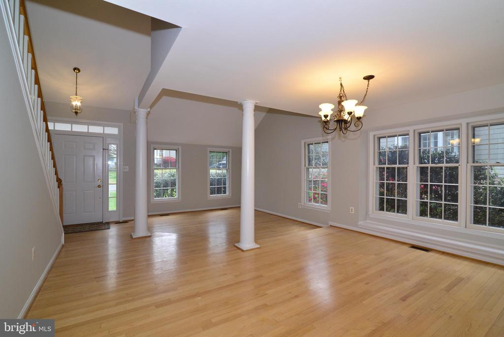 Dining Room - 11612 OLD BROOKVILLE CT, RESTON