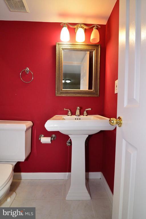 Lower Level Full Bath - 11612 OLD BROOKVILLE CT, RESTON