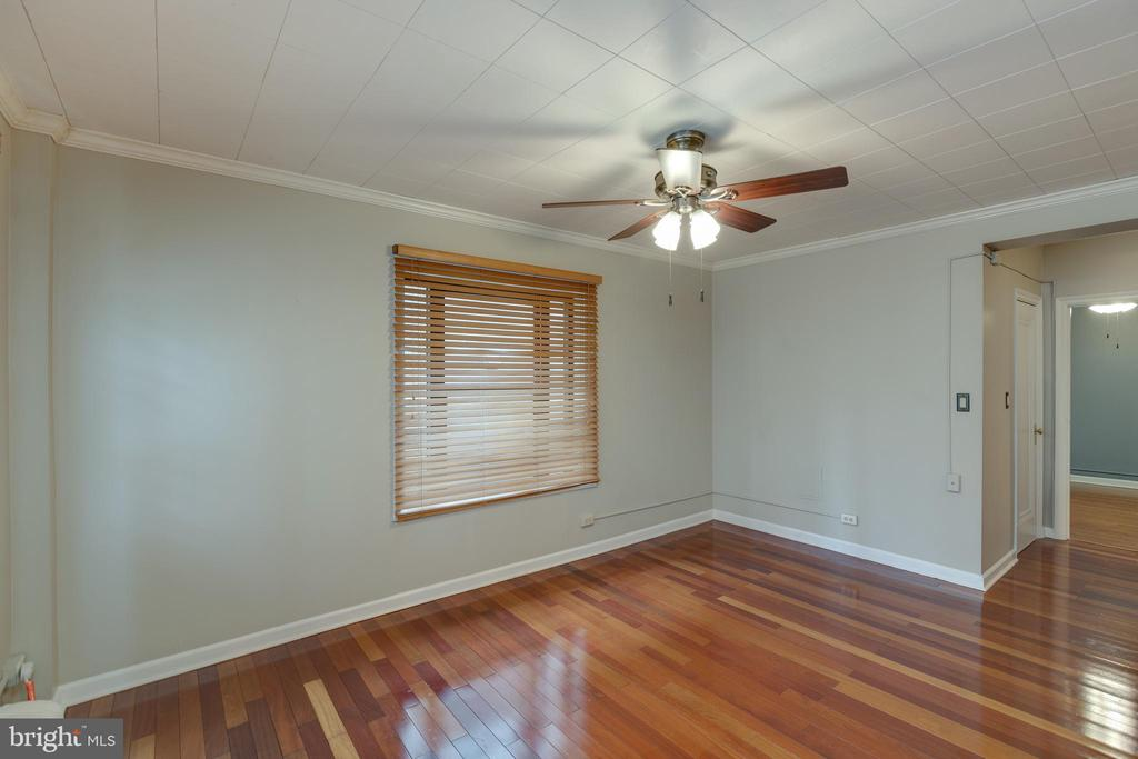 Ceiling fan in living and bedroom - 2100 19TH ST NW #604, WASHINGTON