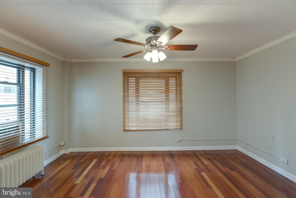 Window treatments convey. - 2100 19TH ST NW #604, WASHINGTON
