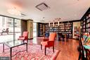 Community Library - 4620 N PARK AVE #1005E, CHEVY CHASE