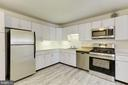 Kitchen - 4620 N PARK AVE #1005E, CHEVY CHASE