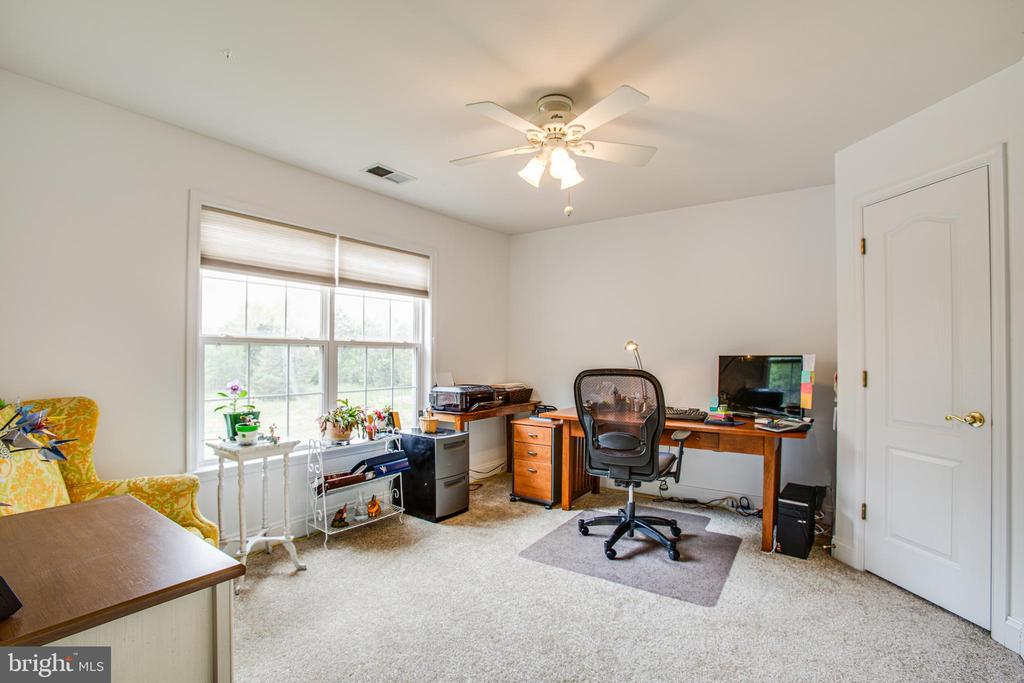 Bedroom/office - 12504 SINGLE OAK RD, FREDERICKSBURG