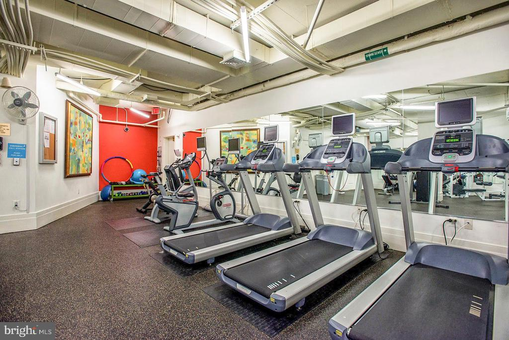 Fitness Center - 2425 L ST NW #240, WASHINGTON