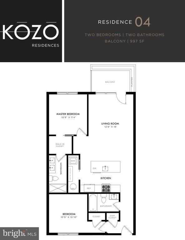 Eight Unique Floorplans Available! - 1434 CHAPIN ST NW #4, WASHINGTON