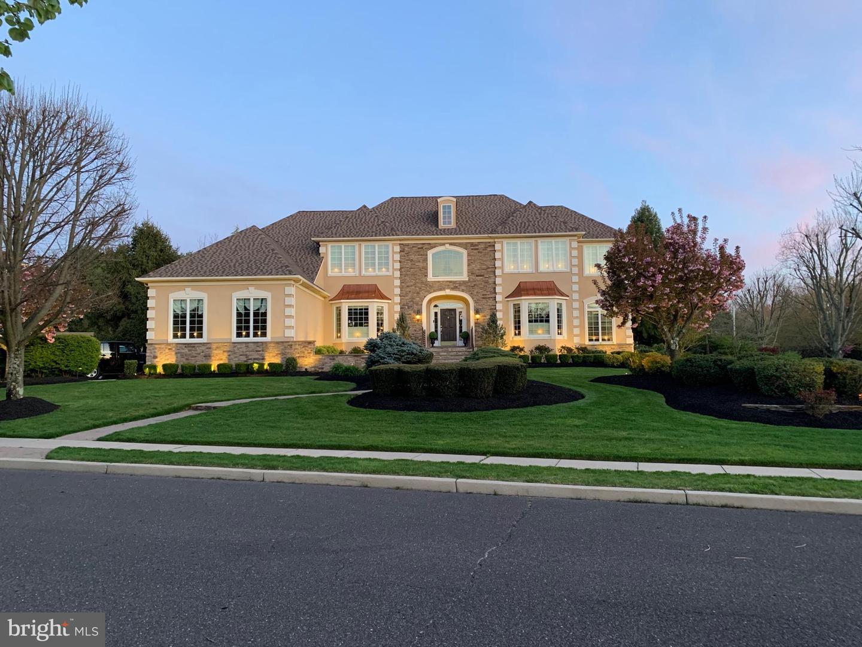 Single Family Homes για την Πώληση στο Voorhees, Νιου Τζερσεϋ 08043 Ηνωμένες Πολιτείες